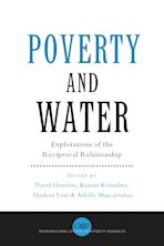 Poverty and Water cover