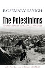The Palestinians cover