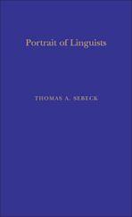 Portrait Of Linguists cover