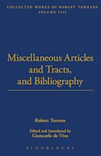 Miscellaneous Articles and Tracts and Bibliography cover