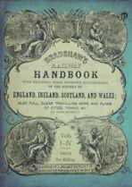 Bradshaw's Railway Handbook Complete Edition, Volumes I-IV cover