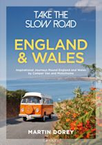 Take the Slow Road: England and Wales cover