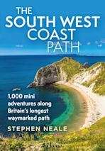 The South West Coast Path cover