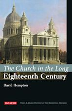 The Church in the Long Eighteenth Century cover