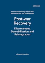 Post-war Recovery cover