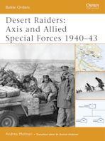 Desert Raiders cover
