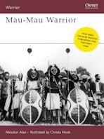 Mau-Mau Warrior cover