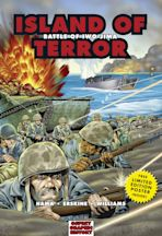 Island of Terror cover
