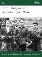 The Hungarian Revolution 1956 cover