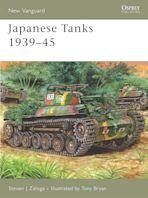 Japanese Tanks 1939–45 cover