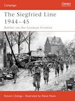 Siegfried Line 1944–45 cover