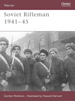 Soviet Rifleman 1941-45 cover