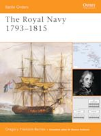 The Royal Navy 1793–1815 cover