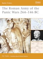 The Roman Army of the Punic Wars 264–146 BC cover