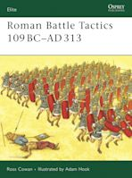 Roman Battle Tactics 109BC–AD313 cover