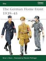 The German Home Front 1939–45 cover