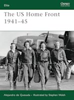 The US Home Front 1941–45 cover