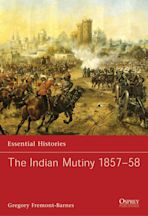 The Indian Mutiny 1857–58 cover