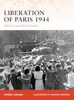 Liberation of Paris 1944 cover