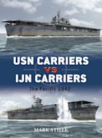 USN Carriers vs IJN Carriers cover