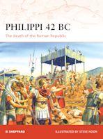 Philippi 42 BC cover