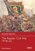 The Russian Civil War 1918–22 cover