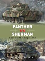 Panther vs Sherman cover