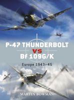 P-47 Thunderbolt vs Bf 109G/K cover