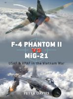 F-4 Phantom II vs MiG-21 cover