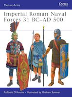 Imperial Roman Naval Forces 31 BC–AD 500 cover