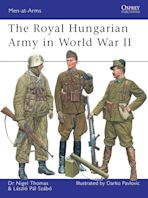 The Royal Hungarian Army in World War II cover