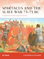 Spartacus and the Slave War 73–71 BC cover