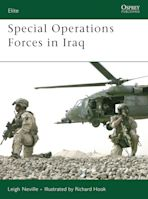 Special Operations Forces in Iraq cover