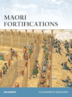 Maori Fortifications cover