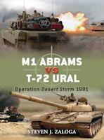 M1 Abrams vs T-72 Ural cover
