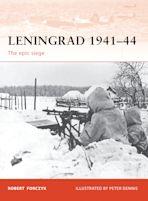 Leningrad 1941–44 cover