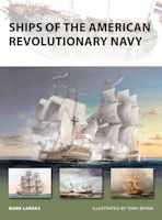 Ships of the American Revolutionary Navy cover