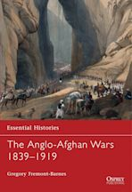 The Anglo-Afghan Wars 1839–1919 cover