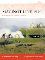 Maginot Line 1940 cover