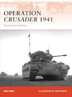 Operation Crusader 1941 cover