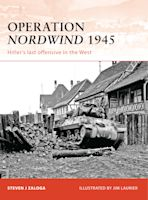 Operation Nordwind 1945 cover