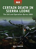 Certain Death in Sierra Leone cover