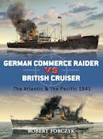 German Commerce Raider vs British Cruiser cover