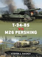 T-34-85 vs M26 Pershing cover