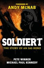 Soldier 'I' cover