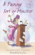 A Funny Sort of Minister cover