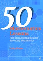 50 Mathematics Lessons cover