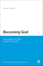 Becoming God cover