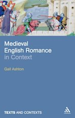 Medieval English Romance in Context cover