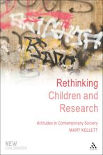 Rethinking Children and Research cover